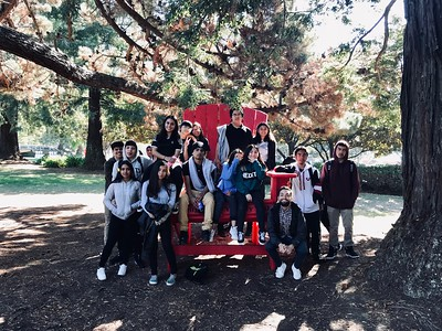 Junior SF field trip