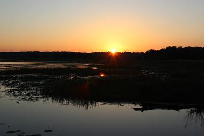Meridian Sunset