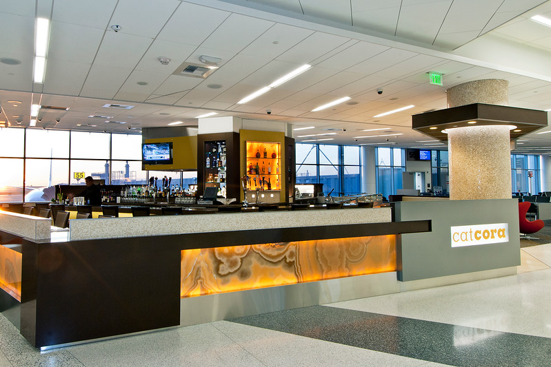 BRONZE- STANTEC ARCHITECTURE- Cat Cora San Francisco Airport