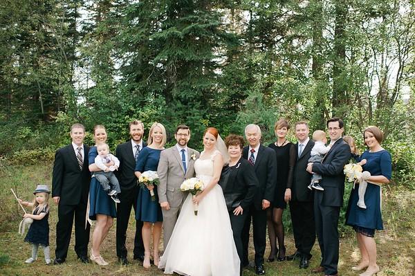 Cara & Adam - Family Photos