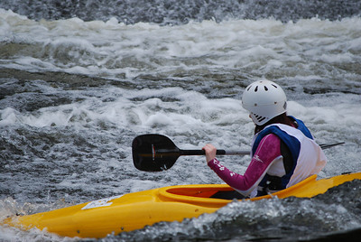 Scouts: 2011 Canoeing & Liffey Descent