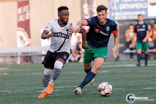 Minneapolis City SC vs Med City FC - 2019