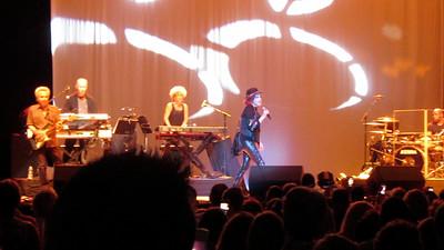 Cyndi Lauper Concert Photos