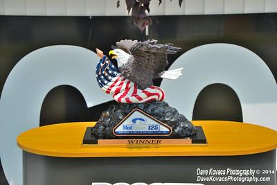 Pocono Raceway 8-1-14
