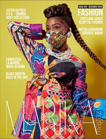 MARIKA Magazine December 2020