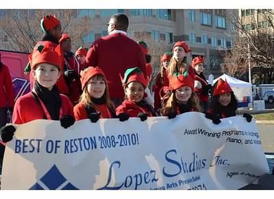 2012 Reston Parade