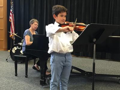 5.24.16 Private Music Lessons Recitals