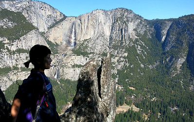 Four Mile trail hike, 2014 Mar 15th