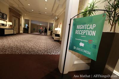 Nightcap Reception