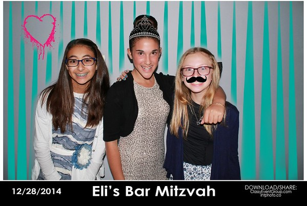 2014-12-28 Eli's Bar Mitzvah