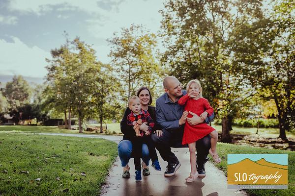 Sverchek Family Portraits ~ Fall '19