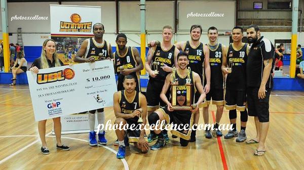 2015 Dooleys UBL GF - Sydney City Cobras vs Parramatta Wildcats