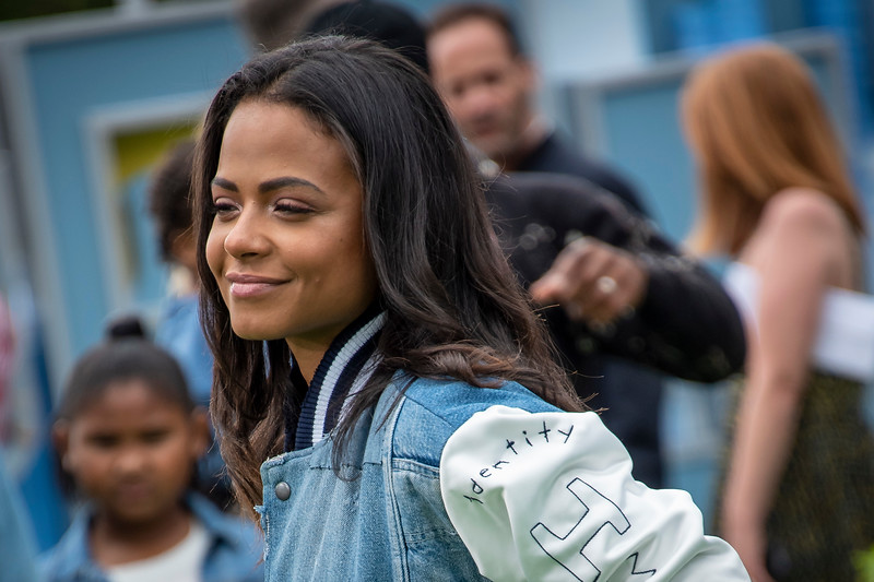 WESTWOOD, CALIFORNIA - JUNE 02: Christina Milian attends the Premiere of Universal Pictures' 'The Secret Life Of Pets 2' at Regency Village Theatre on Sunday, June 02, 2019 in Westwood, California. (Photo by Tom Sorensen/Moovieboy Pictures)