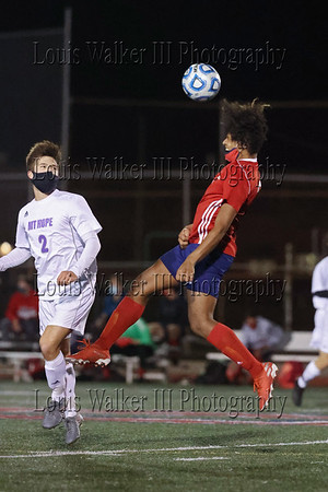 Paper Soccer Mt Hope at PHS 2020