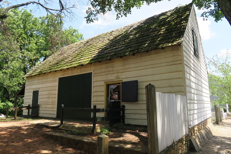Vierling Barn (ca. 1804)