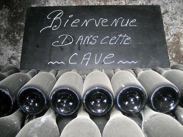 Vins - Caves