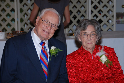 Frank and Rolien Brogden's 60th Anniversary Party