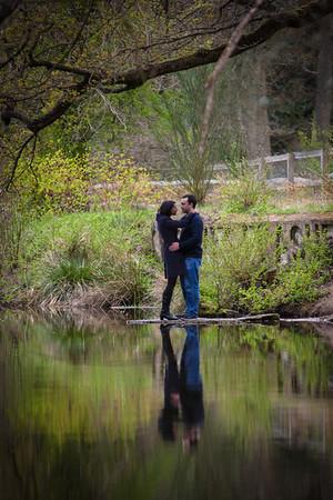 Surrey Pre Wedding Photography, Mithi & Chris