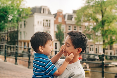 Amsterdam Family Pics (All)