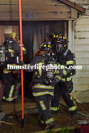 STATESVILLE FD 10TH STREET VACANT HOUSE FIRE 6-25-2021