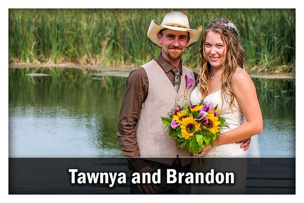 Tawnya and Brandon