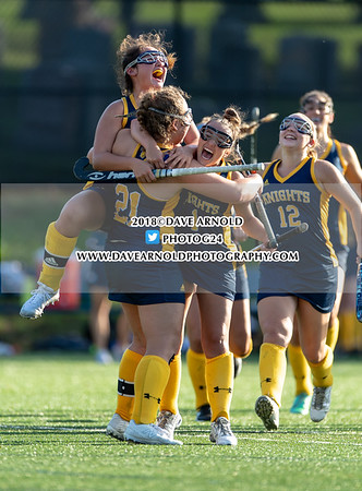 9/26/2018 - Varsity Field Hockey - Nobles vs BB&N