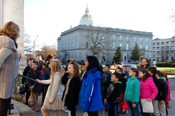 20171129  Grade 4 State House Visit
