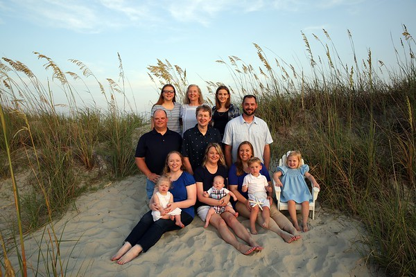 The  Isenhour Family