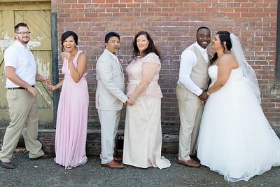 J & S Wedding  Part II