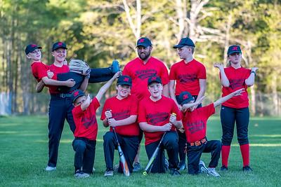 2018-05-18 Waterford Rec Team Photos