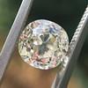 2.54ct Old Mine Cut Diamond, GIA U/V VS1 7