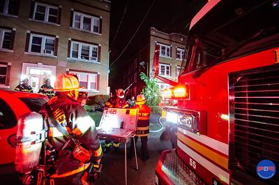 2 Alarm Structure Fire - 66 Wilson St, Hartford, CT - 9/10/18