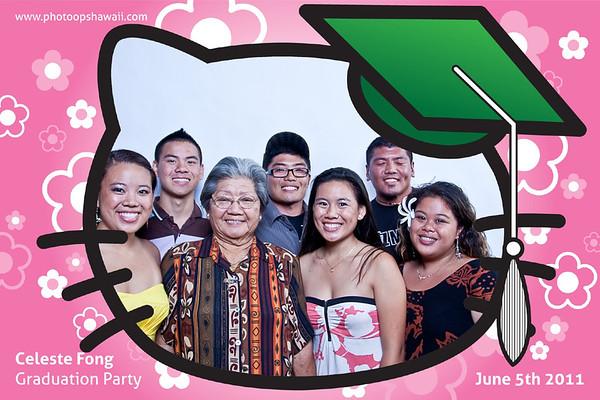 Celeste's Graduation Party