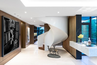 Robert Ledingham Award -  Residential - Beach Avenue Residence