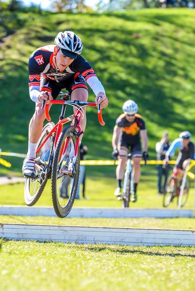 Cat 3 - 2014 Dan Ryan Woods Cyclocross Race