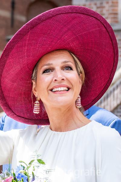 Portretfoto Koningin Máxima