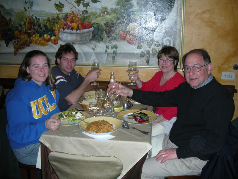 Cheryl, Jon Deutsch, Pat & Stan.