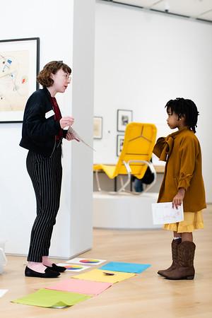 Art Institute of Chicago - Family Day