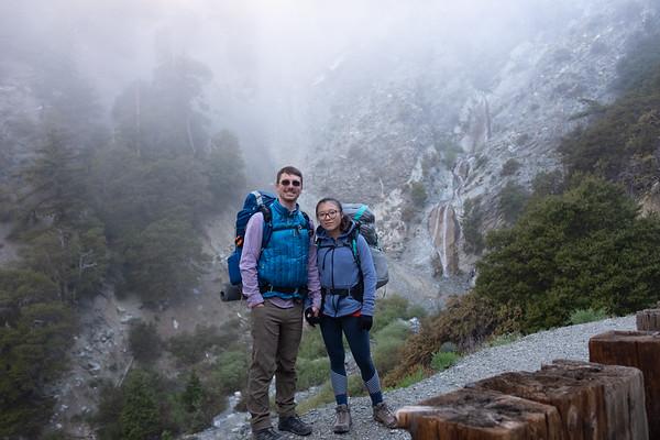 2018.05.13 Mt. Baldie with Briana
