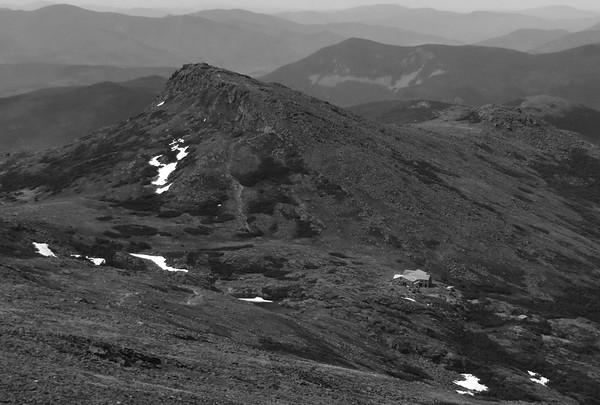 Mt Washington and Mt Clay ... May 28, 2017