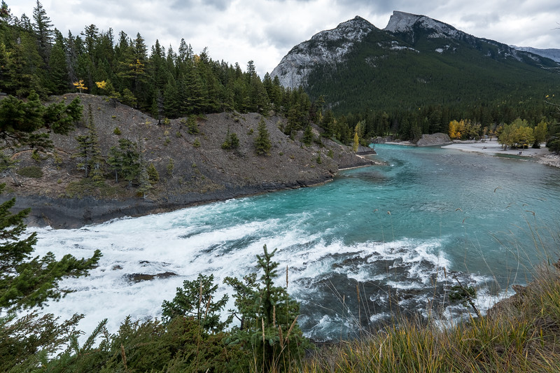 One last shot of Bow Falls