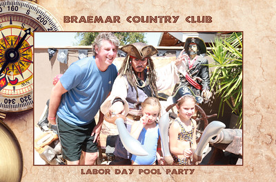 9/6/21 - Braemer Country Club Labor Day Pool Party