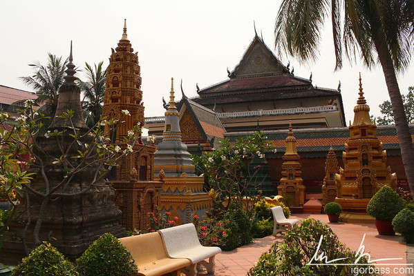 Cambodia (Siem Reap & Angkor Wat)