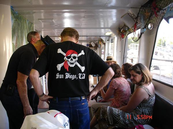 2007 Harbor Cruise