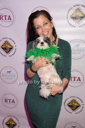 Wendy Diamond and Baby Hope photo by Rob Rich/SocietyAllure.com © 2014 robwayne1@aol.com 516-676-3939