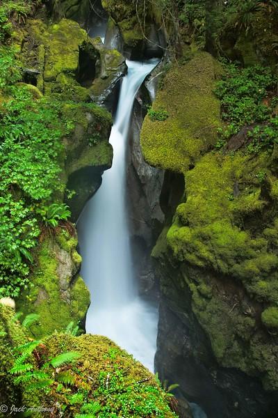 Ladder Falls, Cascades National Park