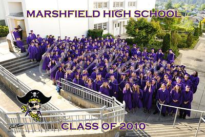 Marshfield Graduation 2010