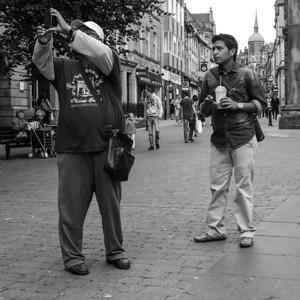 Ricoh GR street photographs