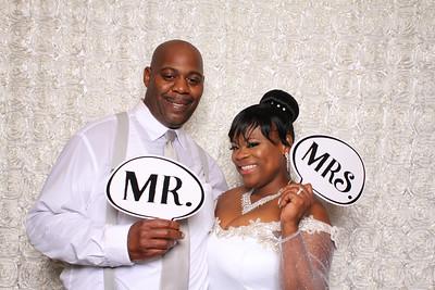 MELODY & RAHEEM'S WEDDING 9-7-19