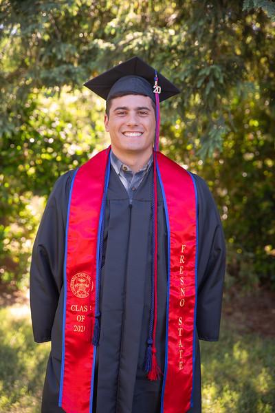 Christian's College Graduation